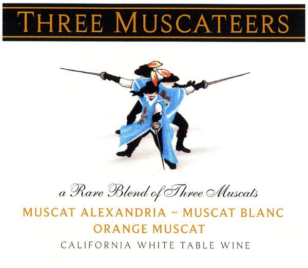 3 Muscateers 2